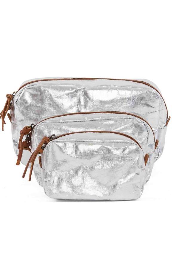 Beauty Case Metallic