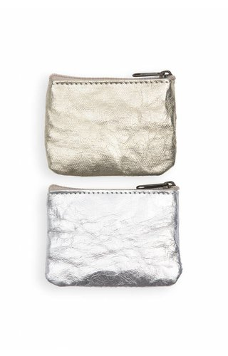 UASHMAMA® Gimi Purse Metallic