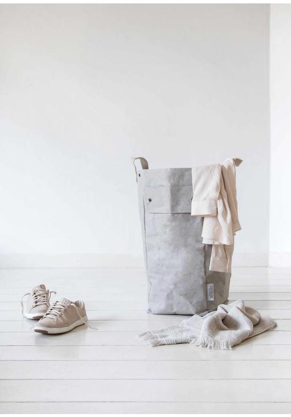 Laundry Bag Grey