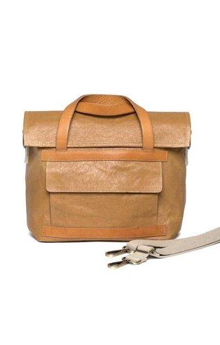 UASHMAMA® Teo Camel Bag