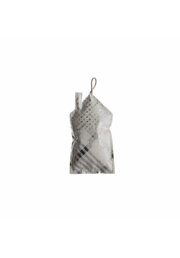 Deco Home Print Small Grey/Silver