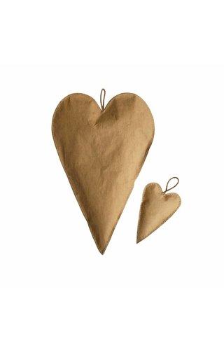 UASHMAMA® Deco Heart Large Avana