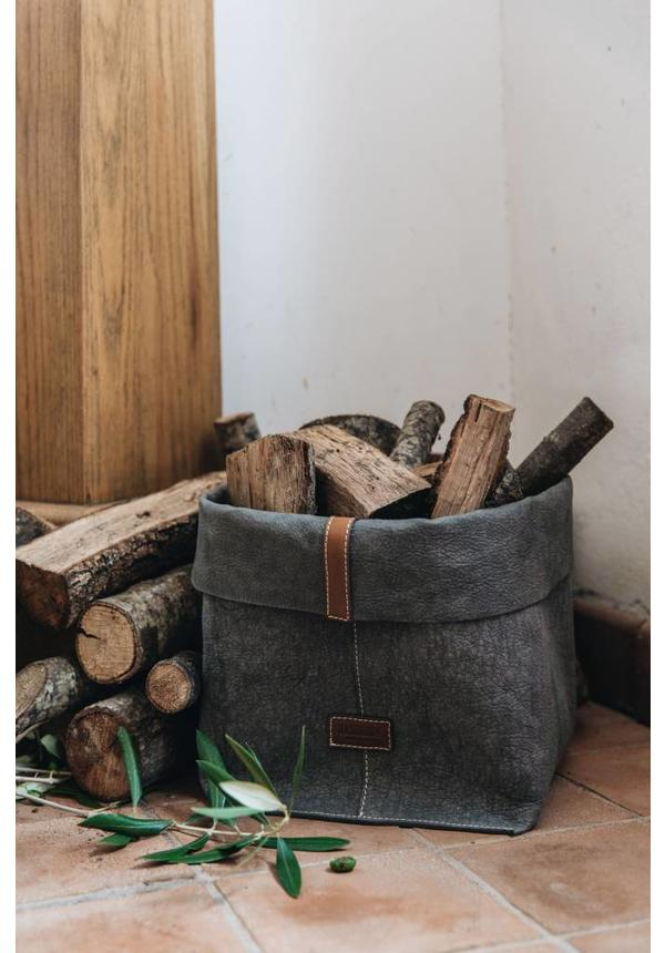 Dado Box Small Dark Grey