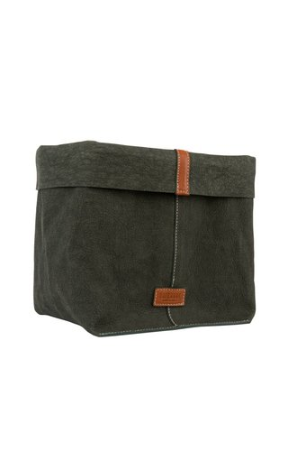 UASHMAMA® Dado Box Medium Dark Green
