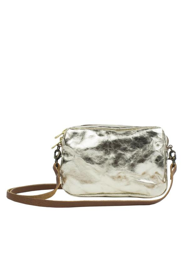 Mini Bag Metallic