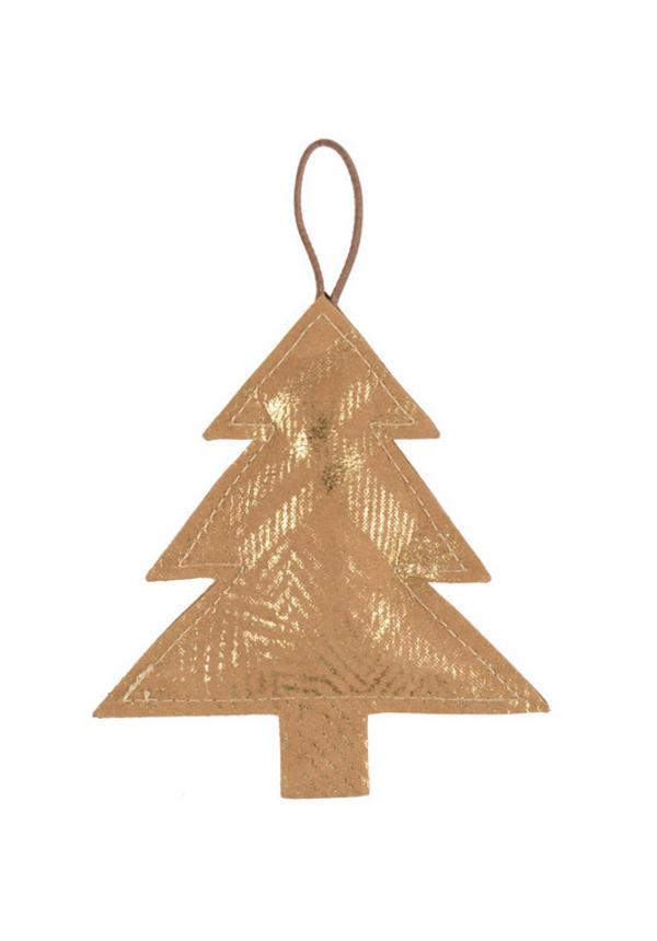 Deco Tree Large Print Avana/Gold
