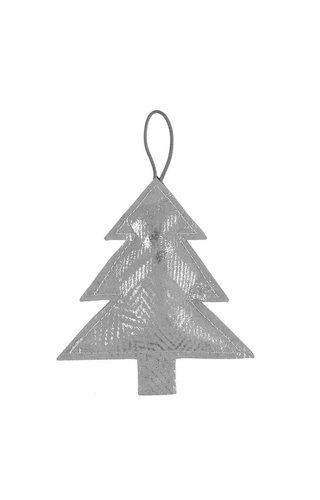 UASHMAMA® Deco Tree Large Print Grey/Silver