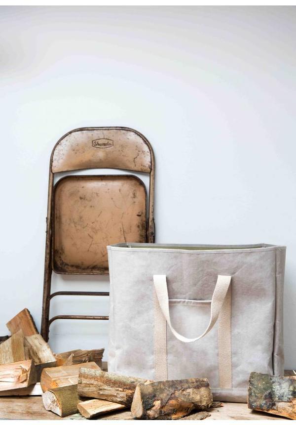 Wood Bag Gray
