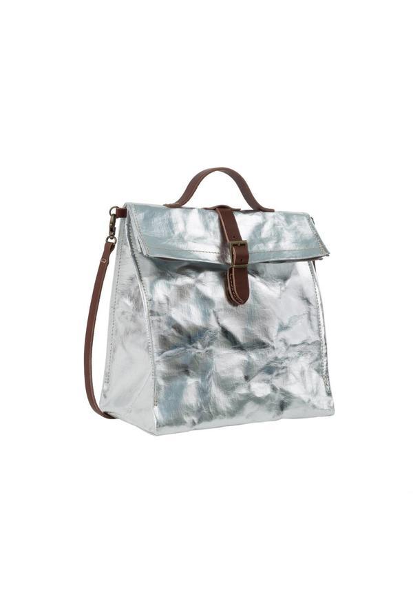 Lunch Bag + poignée métallique