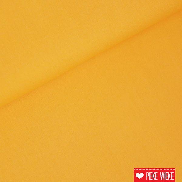 Soft Cactus Uni katoen donker geel