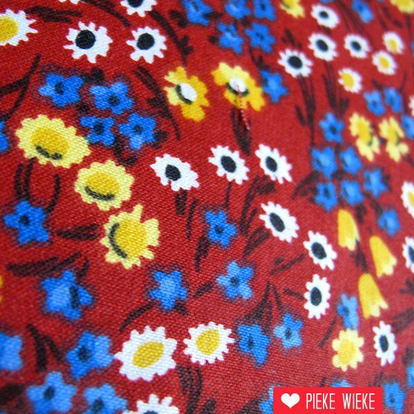 Easter flowers rood - geel