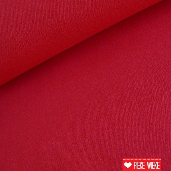 Uni katoendonker rood