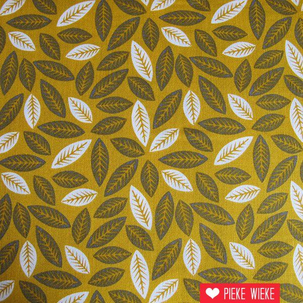 Camelot Botanical leaves * coupon 80cm