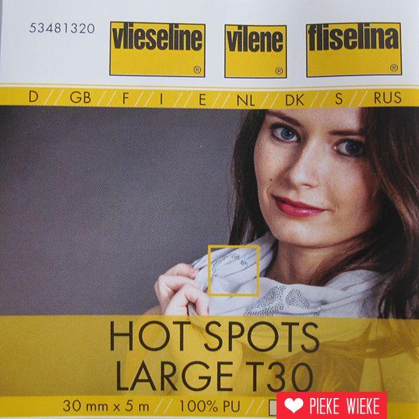Vlieseline Hot Spots T30 - Large
