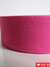 Elastiek roze 40mm