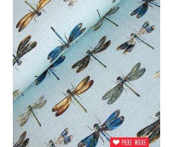 Viscose lycra libellen