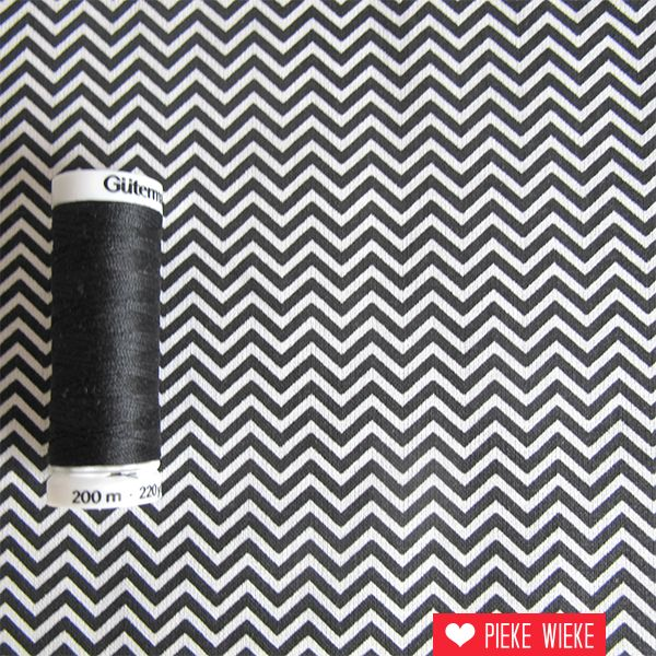 Rico design Chevron black