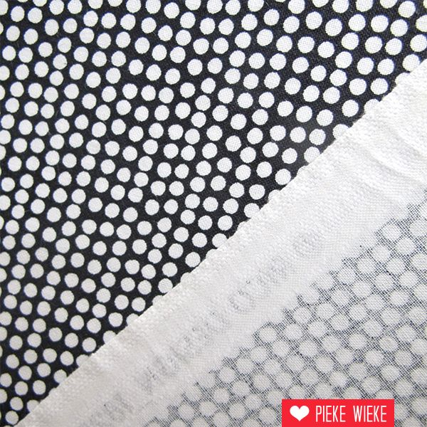 Rico design Dotted lines black