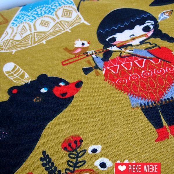 Birch Fabrics Tricot Wildland