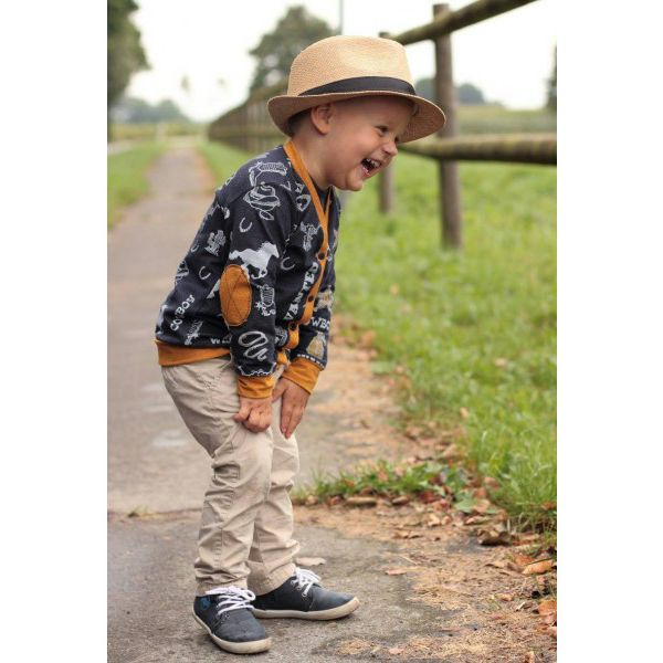 lillestoff Jeans tricot WIld West