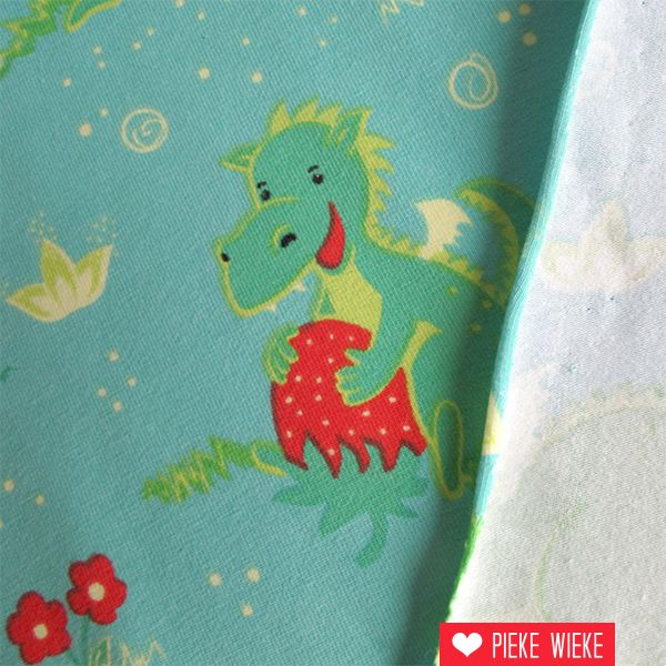 lillestoff Tricot Little dragons