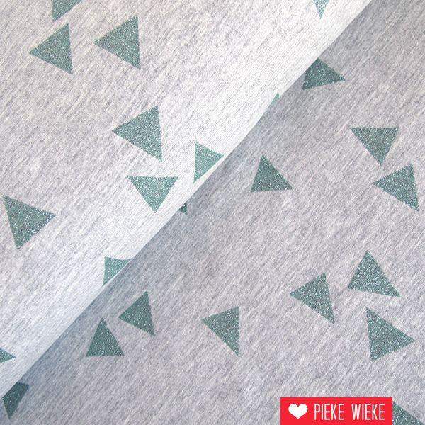 Sweat Triangles mint