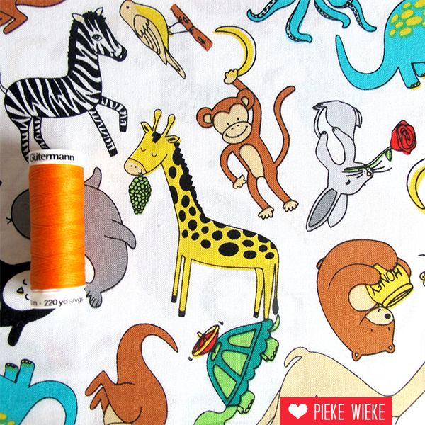 Windham Fabrics Animals