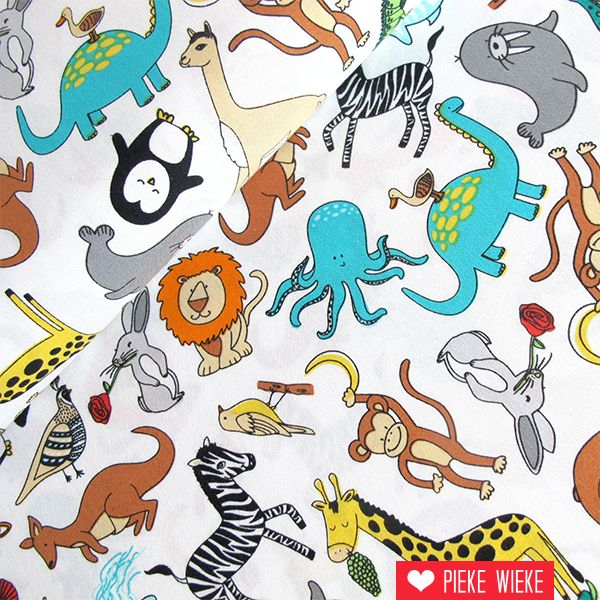 Windham Fabrics Animals