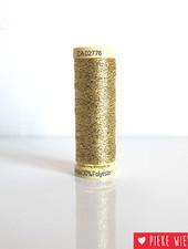 Gütermann Metallic thread gold 50m