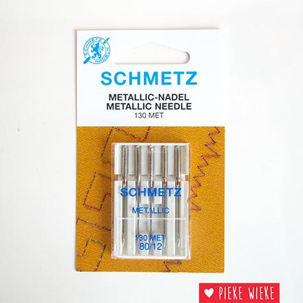 Schmetz Machinenaalden metallic