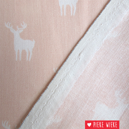 Camelot Deer in Blush