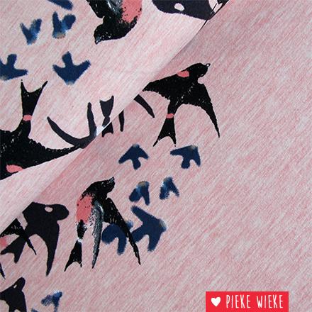 Sweat Swallows roze