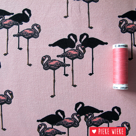Jersey Lets play Flamingo Pink