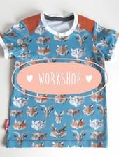 Workshop kinder T-shirt **