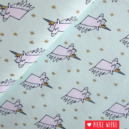 Rico design Coton Unicorns