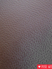 Imitation Leather Dark Brown