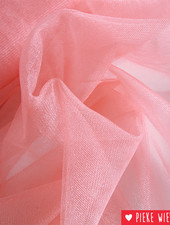 Shiny Tulle Candyfloss pink