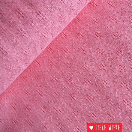 Uni ajour roze