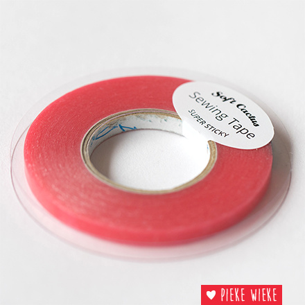 See You at Six Sewing tape 5mm Super Sticky
