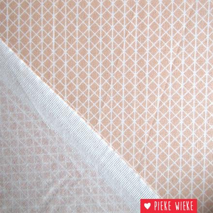 Cotton + Steel Netorious roze