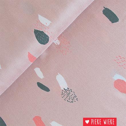 Aterlier Brunette Viscose Moonstone Pink