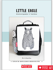 Pieke Wieke Little Eagle digitaal patroon
