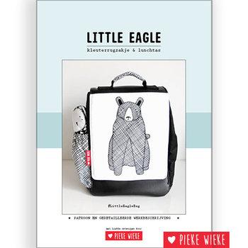 Pieke Wieke Little Eagle digitaal patroon