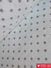 Jacquard blocks gray