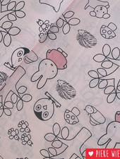 Coton Miffy soft pink