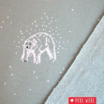 Poppy Sweat IJsberen Groen