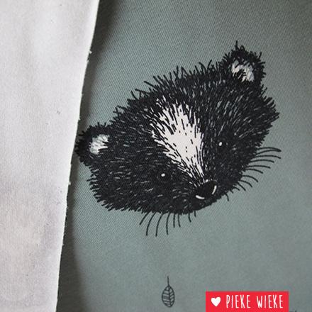 Bloome CPH Tricot Skunk Oud groen