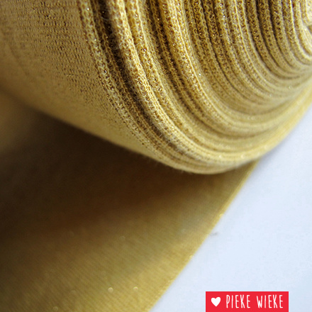 Cuffs Mustard/gold