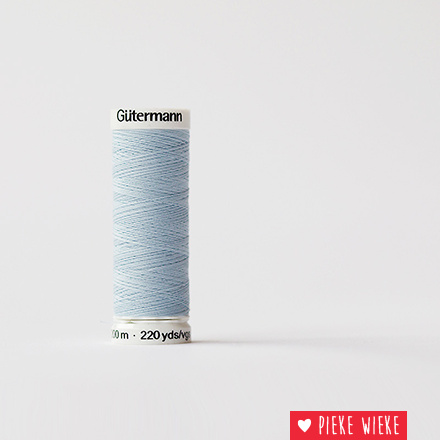 Gütermann Allesgaren 200m kleur 75 Mist blauw