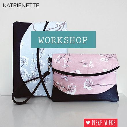 Workshop Heidi Clutch